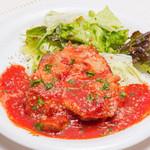 rib's - 鶏のトマト煮