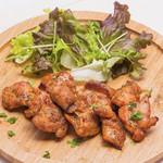 rib's - 鶏の黒胡椒焼き