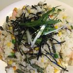 かざぐるま - 料理写真:山菜ピラフ