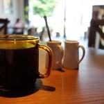 51264710 - 本日のコーヒー(hot)(サンドイッチセット)