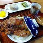 小松食堂 - 山賊丼¥500