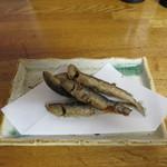 ゑじま - シコイワシの唐揚