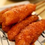 串カツ 青山七丁目 - 味噌串かつ