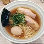 麺屋 TAKA - 【中華そば + 味付玉子】¥750 + ¥100