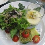 ヴィラデスト ガーデンファーム アンド ワイナリー - 前菜 夏のヴィラデスト 野菜旨し
