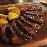 イタリア食堂 Ciao!! - 牛ハラミのステーキ S