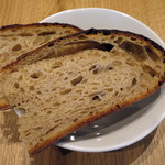 フジマル食堂 - パスタセット(パン2人分)