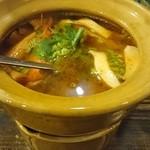 タイ国料理 ジッラダ - トムヤムクン