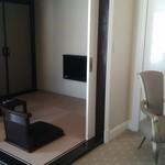 ホテル ラ・スイート神戸ハーバーランド - 部屋内部 和室スペース