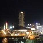 ホテル ラ・スイート神戸ハーバーランド - 部屋からの眺め