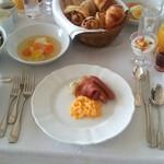 ホテル ラ・スイート神戸ハーバーランド - 朝食(日本一受賞メニュー)
