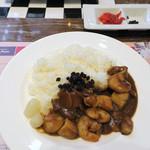グリーンハウス - シーフード・カレーも美味!!
