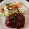 フロール・カッファ - 料理写真:サラダ、メイン