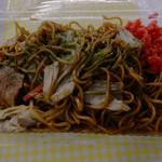 文左亭 - 料理写真:焼きそば