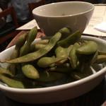 OKACHI20番 - 燻製枝豆
