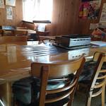 和牛亭たじま - テーブル席