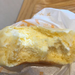 Hattendoukaferakuaten - くりーむパン 生クリーム&カスタード