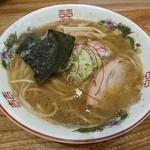 つけ麺 冨 - 中華そば