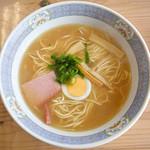 松村食堂 - 料理写真:中華そば