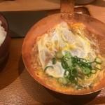 祭太鼓 - 特ロースかつ丼、2個玉子(2016,4)
