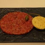 メゾン ド ミナミ - 桜肉のタルタル