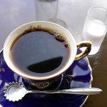ウエストコースト - サービスで頂いたコーヒーです