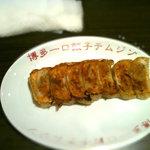 餃子のテムジン - 焼き餃子