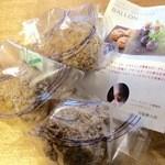 Ribaritoritogaraku - ショップの焼き菓子