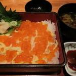 Tengu - いくら重970円