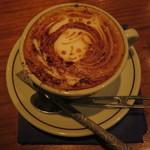 COFFEE BAR J - カプチーノ 500円