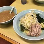 ニューラーメンショップ - つけ麺700円