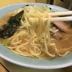 ニューラーメンショップ - ねぎ味噌750円
