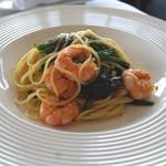 51282885 - 小海老とカラスミのスパゲッティーニ