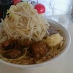 麺屋 にぼすけ本舗 - 鶏じろう(醤油)