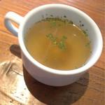 クレバーカフェ - スープ