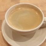 ワイン食堂 Matsu - 食後のコーヒー