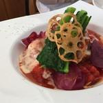 Restaurant Wao - http://umasoul.blog81.fc2.com/blog-entry-1567.html
