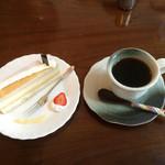 フランセ - コーヒー&ケーキ