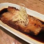 51287483 - 地魚煮付 カラスガレイ    850円