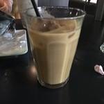 スプーニー カフェ - カフェオレ