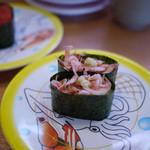 かっぱ寿司 - 桜えび~☆