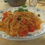 Ristorante Al Giglio - 手長エビのスパゲッティ