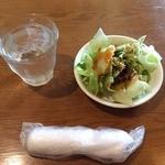 ディヨ・アジアン・ダイニング - 料理写真:ランチのサラダ。