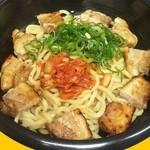 ラーメン純風殿 - 純風麺2号\750