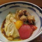 酒斎 伊とう - 炊物:鳥すき3
