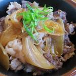 竹葉 - 料理写真:牛丼