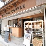 ミヤジマコーヒー - ファサード '16 4月上旬