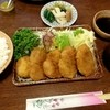 ながら・とんかつ - 料理写真: 上ヒレかつ定食 1,500円