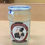 寿司処 けいらん - 160520 ワンカップ