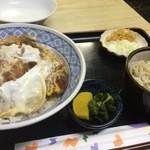 大むら - 料理写真:カツ丼 800円